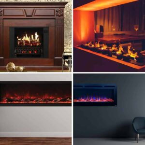 Do any Electric Fireplaces Look Real