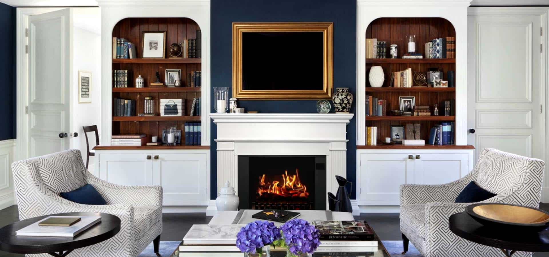 reset my electric fireplace