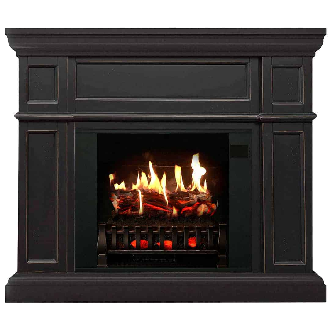 Artermis-Dark-Espresso-Electric-Fireplace-Front