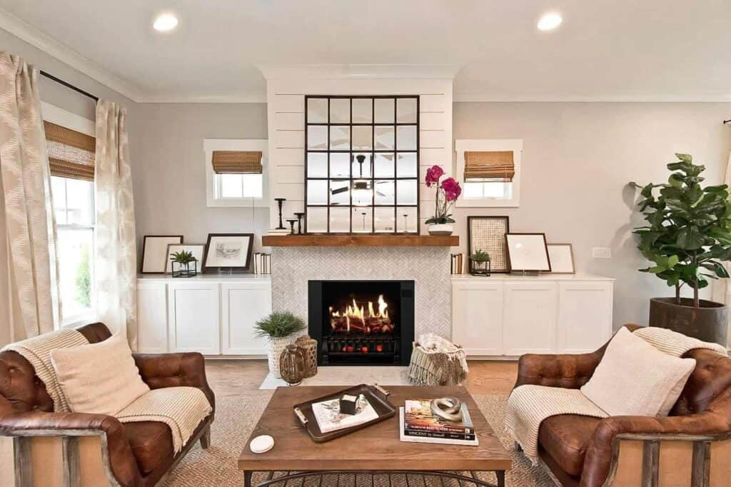 are infrared electric fireplaces energy efficient