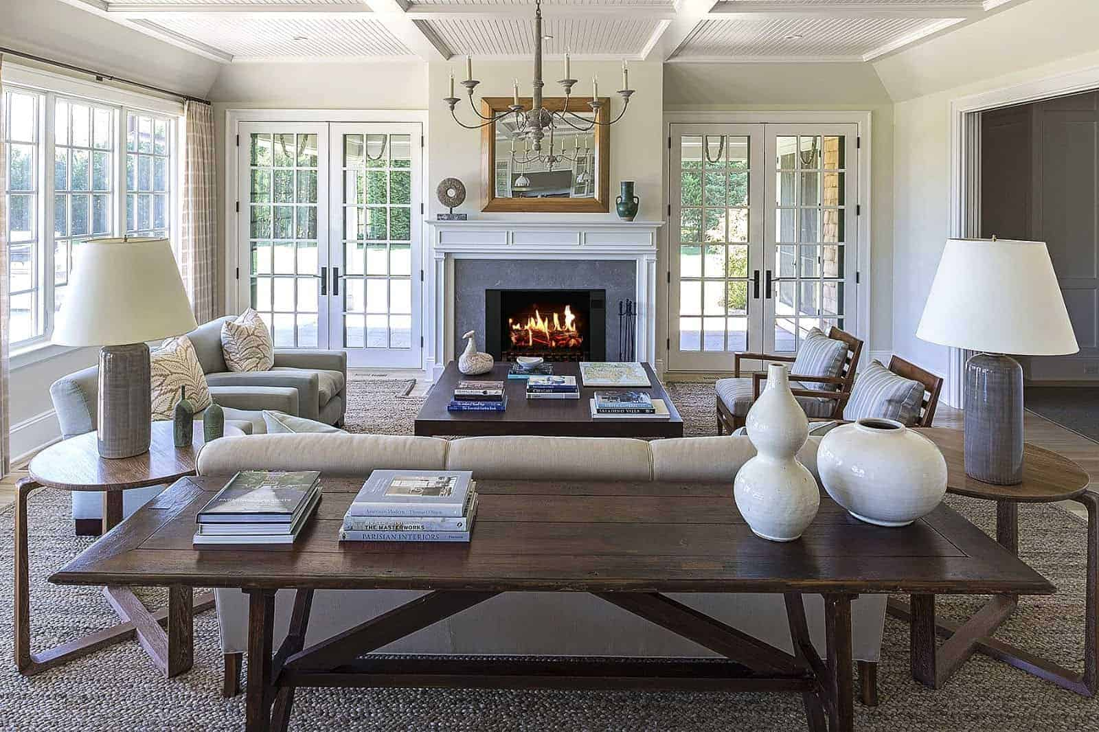 how much heat do electric fireplaces produce