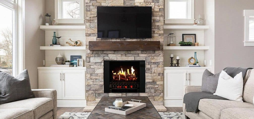 How to Install Electric Fireplace