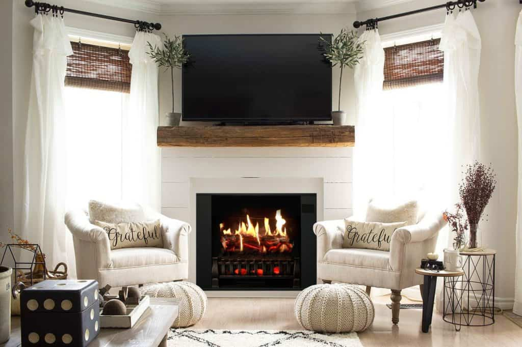 fireplaces expensive to use