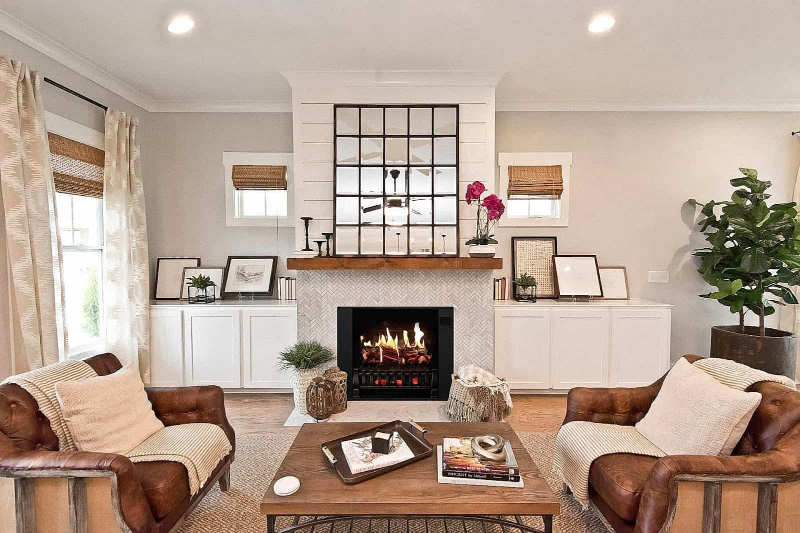 Are Vents Needed for LED Fireplaces