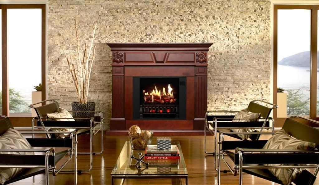 Are Fireplaces More Efficient Than Baseboard Heaters