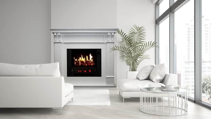 duraflame heater