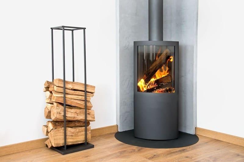 electric wood burner
