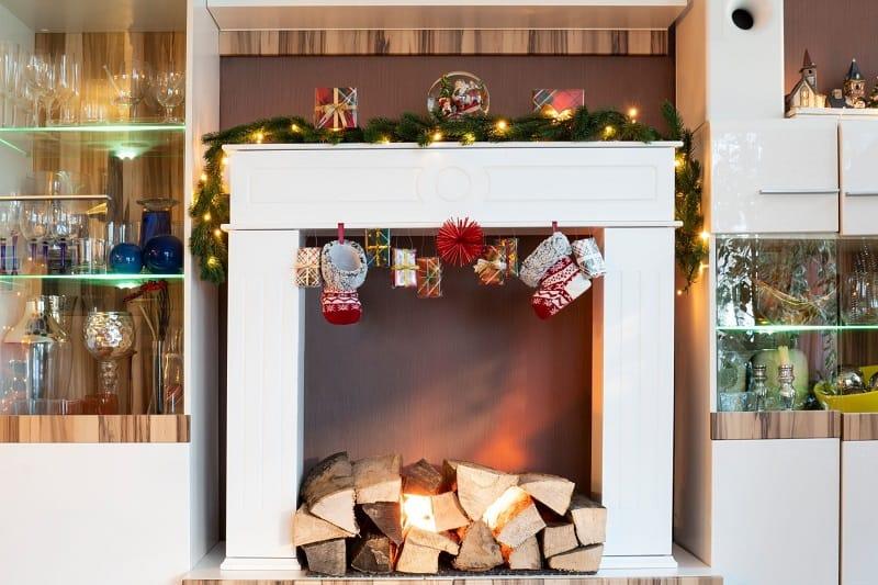 Fireplace Logs