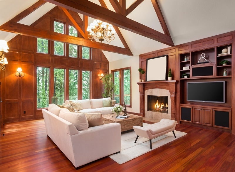 Fireplace Consoles