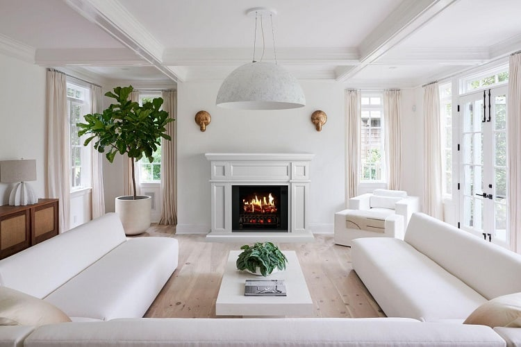 How are Electric Fireplaces Different Than Gas Fireplaces