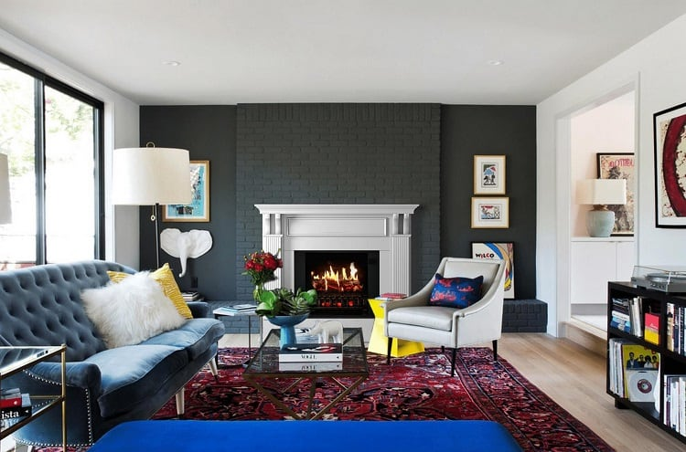 Electric Fireplaces Better Than Wood or Gas Fireplaces