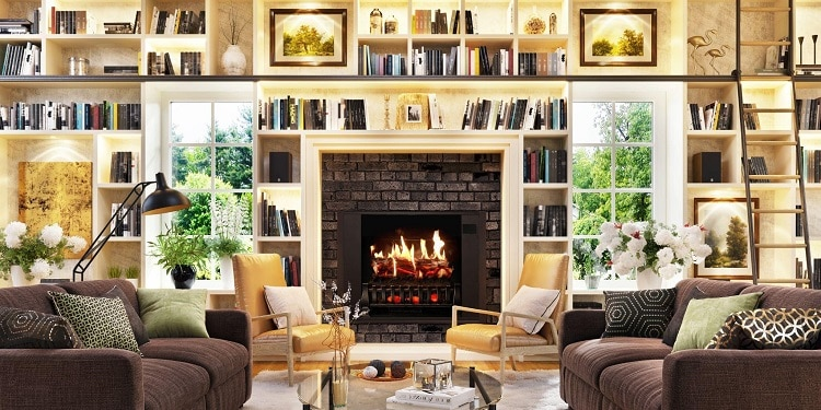 Are Electric Fireplaces Better Than Gas Fireplaces