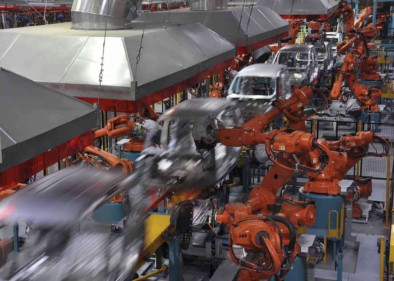 Automotive Companies Halt Production