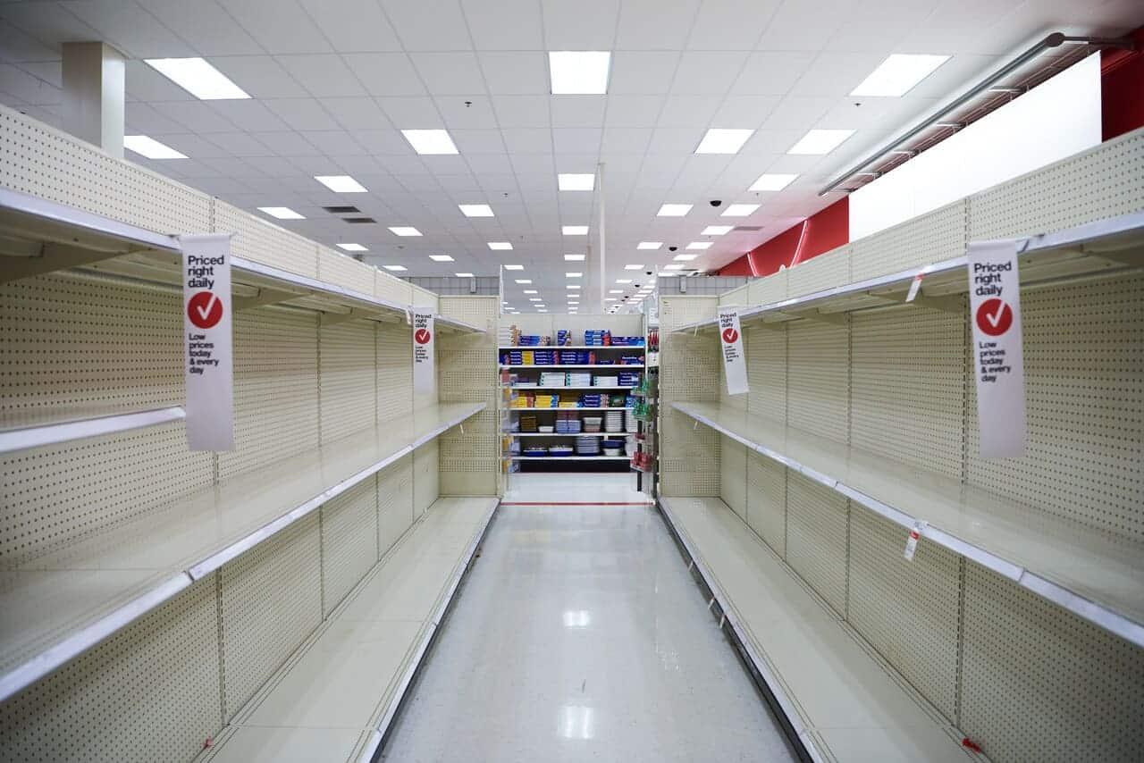 Covid Thin Shelves
