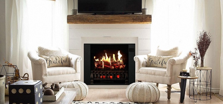 What Are Some Trendy Fireplace Ideas For The Living Room