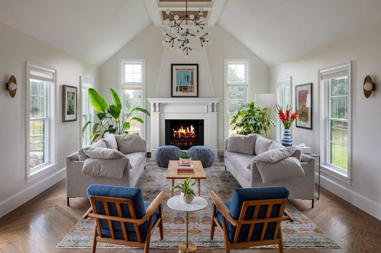 What Are The Three Main Types of Fireplaces